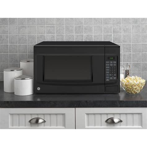 ge  cu ft countertop microwave oven  ebay