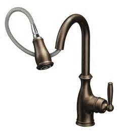 Kitchen Faucet Moen 7185csl Brantford One Handle High Arc Pulldown Kitchen Faucet Featuring Reflex