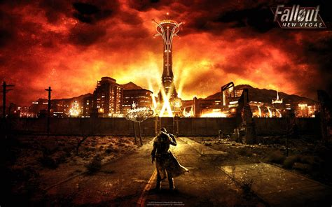 Fallout New Vegas Backgrounds Wallpaper Cave