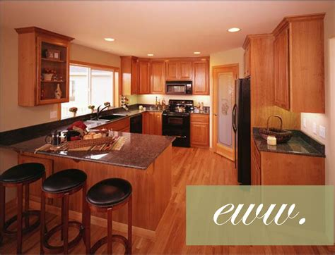 what color wood floor goes with oak cabinets resolve to experience life after oak eheart interior