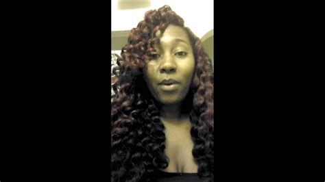 Crochet Braids Vivica Fox Jamaican Marley Hair