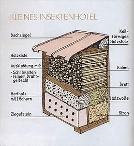 Etageren Selber Herstellen : insektenhotel pinterest ~ Lizthompson.info Haus und Dekorationen