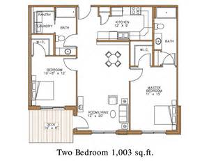 two bedroom floor plans apartments 2 bedroom floor plan bay apartments by bay