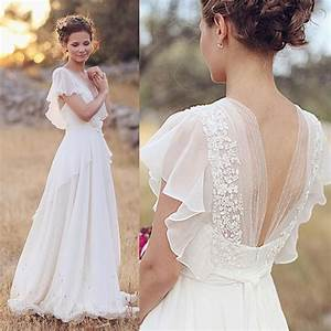 cheap 2015 cheap plus size chiffon country wedding dresses With cheap country wedding dresses