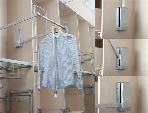 pull clothes rail buy clothes rail storage wardrobe