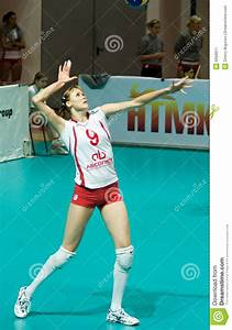 Russian women volleyball editorial photo. Image of arena ...