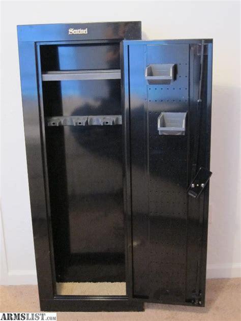 sentinel gun cabinet accessories armslist for sale sentinel 8 gun security cabinet