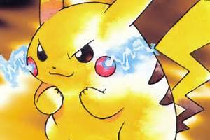 pokemon yellow gym leaders