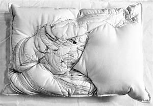 Sleeping people embroidered onto handmade pillows by for Sleeping people embroidered onto handmade pillows by maryam ashkanian