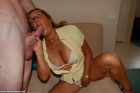 Hot Cougar Moms Sucking Cock