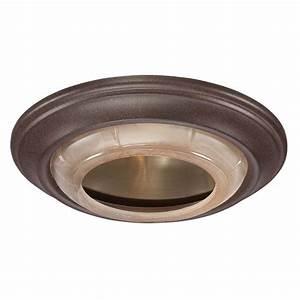 Minka lighting inch nobel bronze finish recessed light