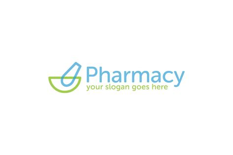Pharmacy Logo by Pharmacy Logo Logo Templates Creative Market