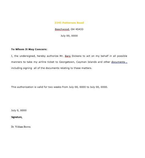 legally sign  letter  behalf