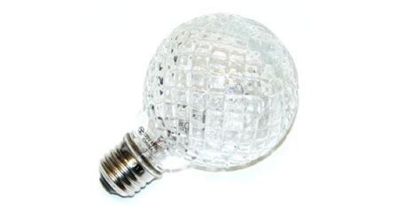Westinghouse Cut Glass Light Bulb