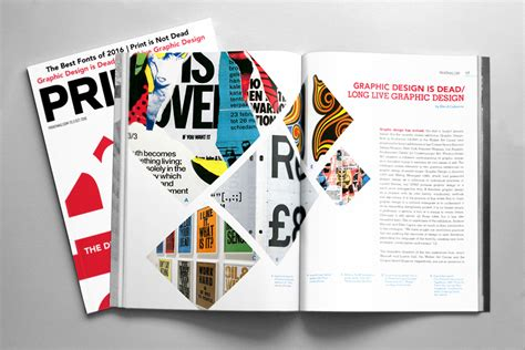 Design Magazines by Graphic Magazines That Every Designer Should Read In 2018