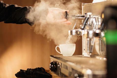 kaffeemaschine entlueften  wirds gemacht