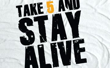 british lung foundation campaign    stay alive