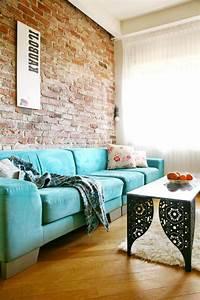 10, Brick, Walls, Living, Room, Interior, Design, Ideas, Interioridea, Net