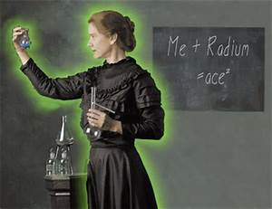 WOMEN DETERMINED TO SUCCEED: CURIE, MARIE NOBEL PRIZE ...