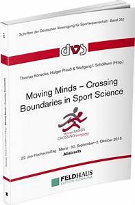 Moving Minds  U2013 Crossing Boundaries In Sport Science
