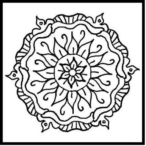 simple page border designs  draw