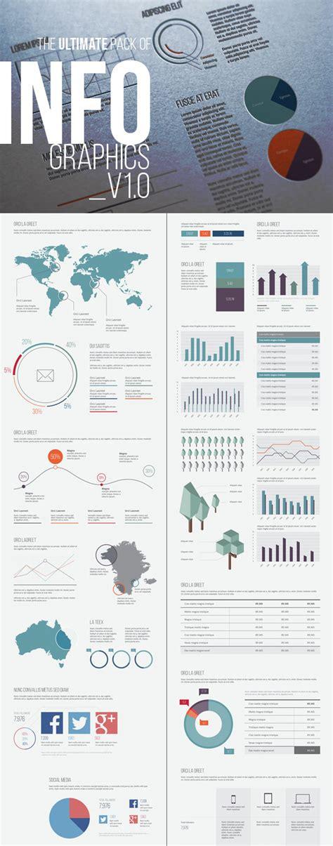 infographic template designs  graphicriver
