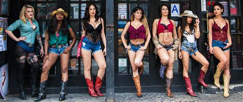 New York Coyotes – Coyote Ugly Saloon