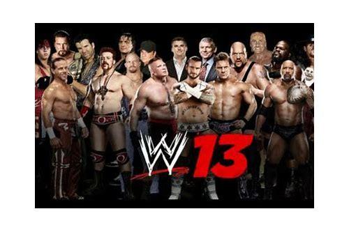 baixar revolução de wrestling 3d wwe mod facebook