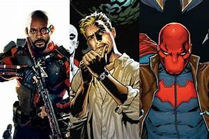 11 Dc Comics Superheroes And Villains Who Deserve R Rated