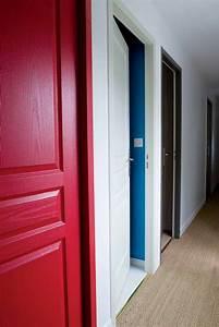 Porte De Couloir : brillant murs et boiseries peinture tollens ~ Nature-et-papiers.com Idées de Décoration