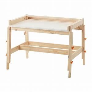 Bureau Ikea Enfant : flisat bureau pour enfant ikea ~ Nature-et-papiers.com Idées de Décoration