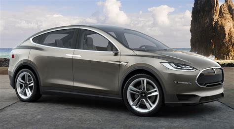 Tesla Model X Price Revealed Pre-order Options Now Up