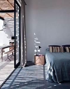 Deco Chambre Bord De Mer : d co bord de mer chic chambre maison salon c t maison ~ Teatrodelosmanantiales.com Idées de Décoration