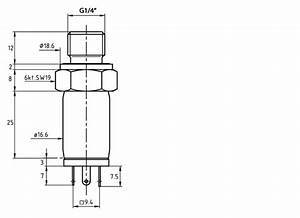 Fda602l5r Pressure Transducer