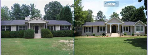 remodeled ranch homes before and after of this
