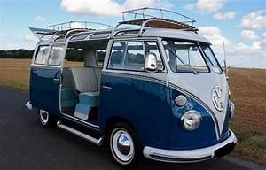 Monospace Volkswagen : annonce vendue volkswagen combi t1 21 window samba microbus de luxe europ en monospace bleu ~ Gottalentnigeria.com Avis de Voitures