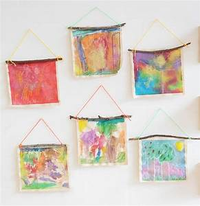 Unique wall hanging crafts ideas on hang