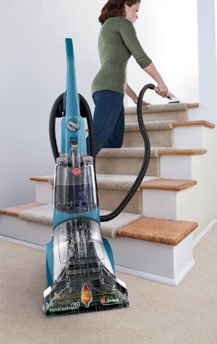 heck   bunch hoover maxextract carpet cleaner review