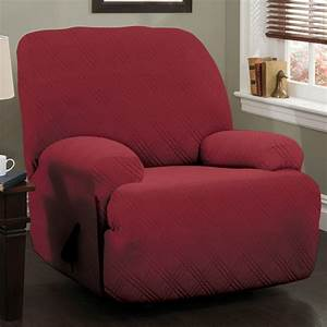 Wingback reclineroxblood leather wingback chair wingback for Furniture covers for lazy boy recliners