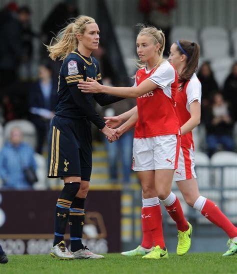 Arsenal Ladies v Tottenham Hotspur Ladies: Womens FA Cup ...