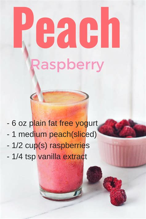 fruit smoothie recipes healthy smoothie recipes low fat smoothies for weight loss