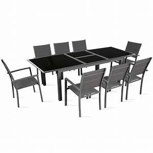 Table Jardin 12 Personnes : table de jardin 12 personnes achat vente table de ~ Melissatoandfro.com Idées de Décoration