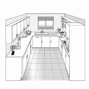 Aménagement Cuisine En U : cuisine en u top cuisine ~ Premium-room.com Idées de Décoration