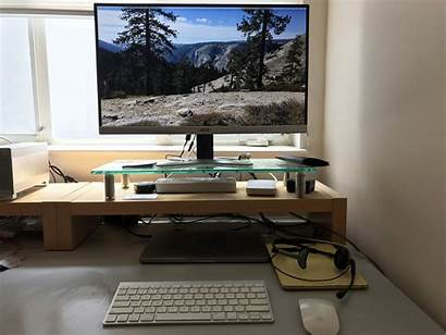 Office Setup Ideal Desk Term Space Workspace