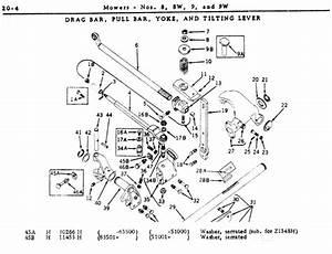 Massey Ferguson 42 Sickle Mower Parts Diagram