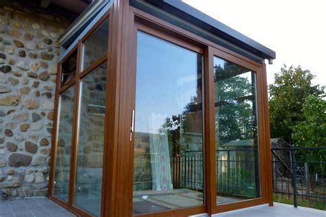 verande in alluminio verande in alluminio legno pn serramenti