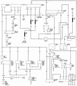 1990 Dodge B150 Wiring Diagram