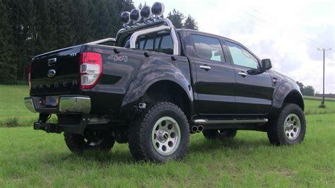 custom road ford rangers car interior design