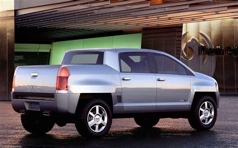 concept truck gmc sierra all terrain hd concept future concepts