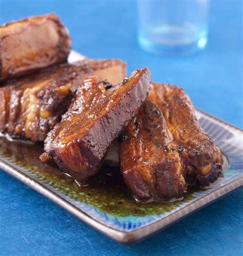 comment cuisiner le porc comment cuisiner travers de porc